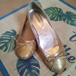 レディースキラキラ靴!