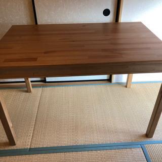 ダイニングテーブル ★0円★