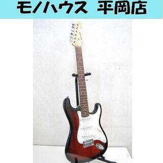 SELDER エレキギター ストラトキャスタータイプ 型番…