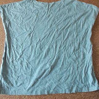 ムーミンTシャツ L グレー