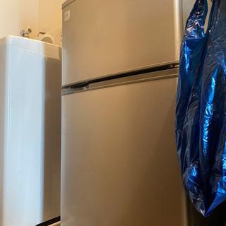 一人暮らし用冷蔵庫 の画像
