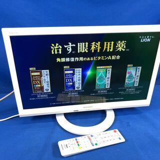 【管理KRT138】SHARP LC-19K40 19型 液晶テ...