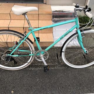 クロスバイク430 GRN