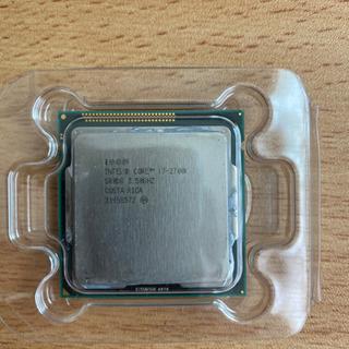 【値下げ】intel CPU Core i7 i7-270…