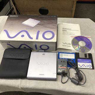 SONY VAIO システムリカバリ対応 PCカード接続 PCG...