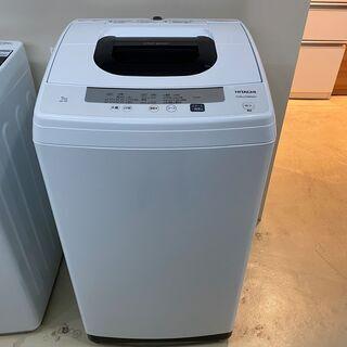洗濯機 日立 HITACHI NW-50E 2020年製 5.0...