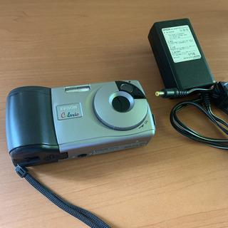 EPSON カラリオ デジカメ CP-500 の画像