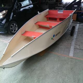 購入決まりました。ポーターボート 折り畳み フリージア 船検不要