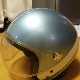 ヘルメット 緑?KIDS用 - 家具