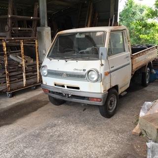 昭和50年式 日産 チェリーキャブ 希少車