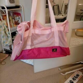 ペット用の鞄