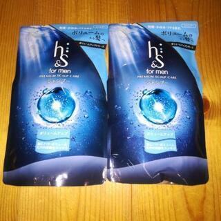 P&G h&s for men ボリュームアップ シャンプ…