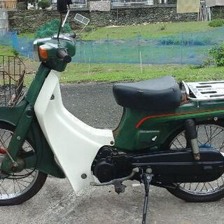スズキ  バーディー  50cc   セル付き 実動 ❢❢ ギア...