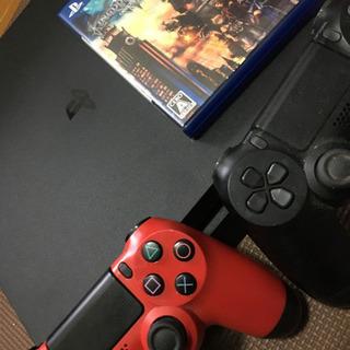 PS4 PlayStation 4 ジェット・ブラック 500GB