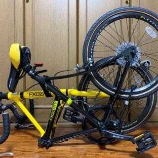 DOPPELGANGER 20インチ 折り畳み自転車譲ります