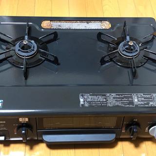 パロマ ガステーブルコンロ LPガス用 IC-33BE9-1L