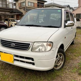 ☆H13年☆ダイハツ☆ミラ☆4WD☆PICO☆AT☆通勤車☆セカ...
