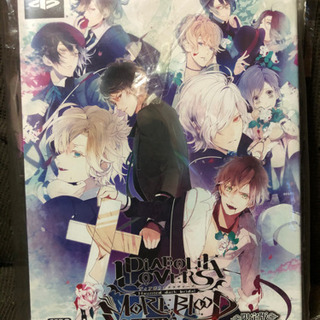 DIABOLIK LOVERS MORE,BLOOD 限定版