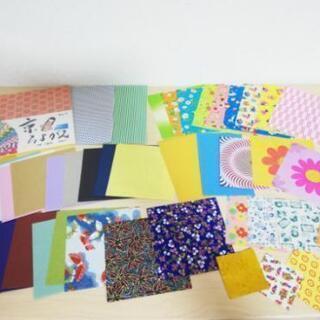 折り紙 58枚 和柄 花柄 レア柄 昭和