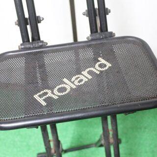 Roland 折り畳み式 鉄製 チェア