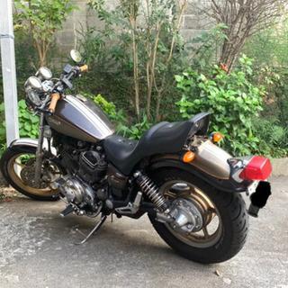 84年式 yamaha virago 750 55R
