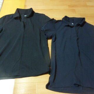 ユニクロ Sサイズ ポロシャツ2枚セット