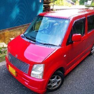車検間近なので、安く出します。ターボ付きのワゴンRです。 - 横須賀市