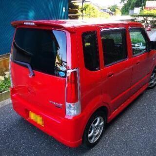 車検間近なので、安く出します。ターボ付きのワゴンRです。 − 神奈川県