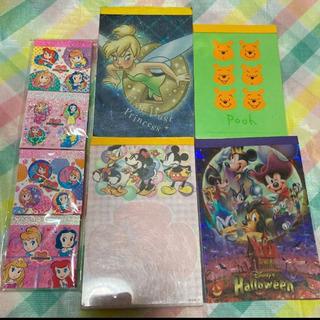 ディズニー メモ帳 まとめ売り 新品あり 1800円相当