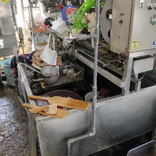 豆腐屋さんの中古設備 10月8日まで - 売ります・あげます