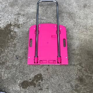 【商談中】台車 手押し台車 折り畳み可能 - 生活雑貨
