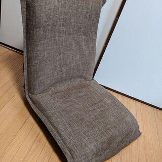ヘッドリクライニング付き座椅子
