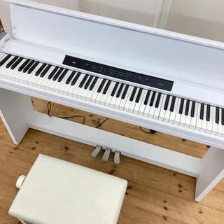 10-078 電子ピアノ KORG350 動作確認済み