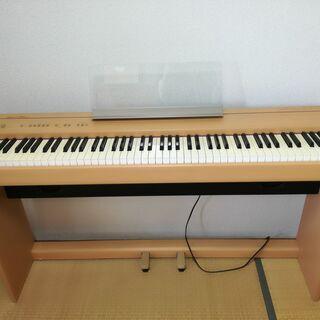 電子ピアノ Roland F-100 動作ok!