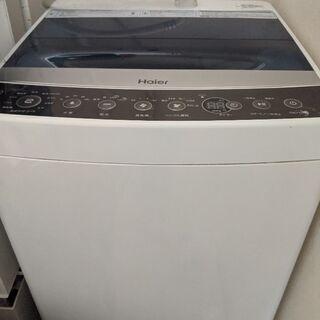 ハイアール5.5キロ 洗濯機