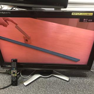 SHARP AQUOS 32型 液晶テレビ