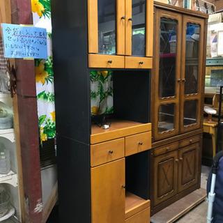 カントリー 食器棚