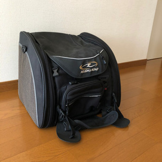 大型シートバッグ ロングツーリングバッグ