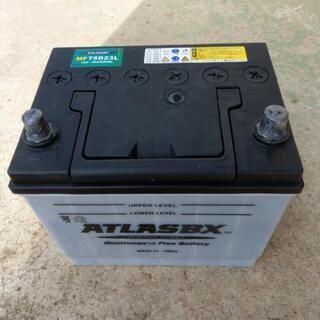 バッテリー ATLASBX MF75D23L
