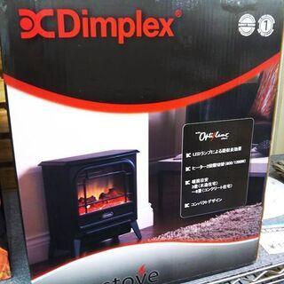 41 DIMPLEX 暖炉型セラミックファンヒーター マイクロス...