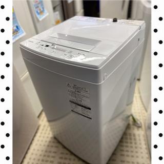 🌼TOSHIBA/東芝 洗濯機 AW-45M72020年製 4....