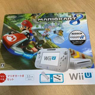Nintendo Wii U スグニアソベルマリオカート8セット...