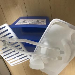 値下げ キティーちゃん仕様ミルトン洗浄容器です。 − 宮城県