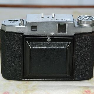 蛇腹式カメラ