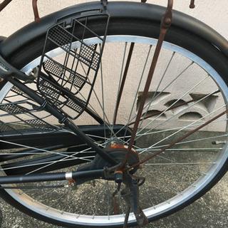 【取引中】自転車26型 − 東京都