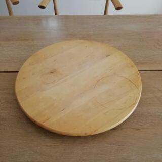 イケア ターンテーブル