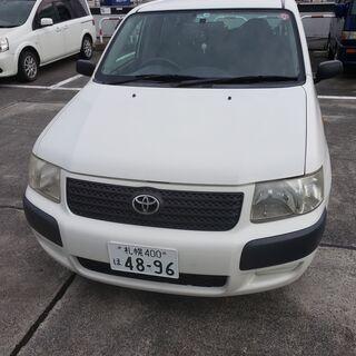 【10/20終了予定】トヨタ サクシード バン U 4WD AT 美車