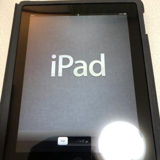 【受け渡し予定者決定】iPad 第1世代 64GB