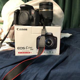 Canon 一眼レフ EOS kiss8i