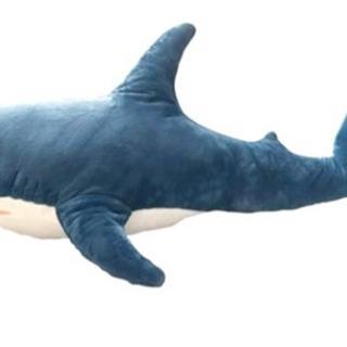 BIG サメ ぬいぐるみ